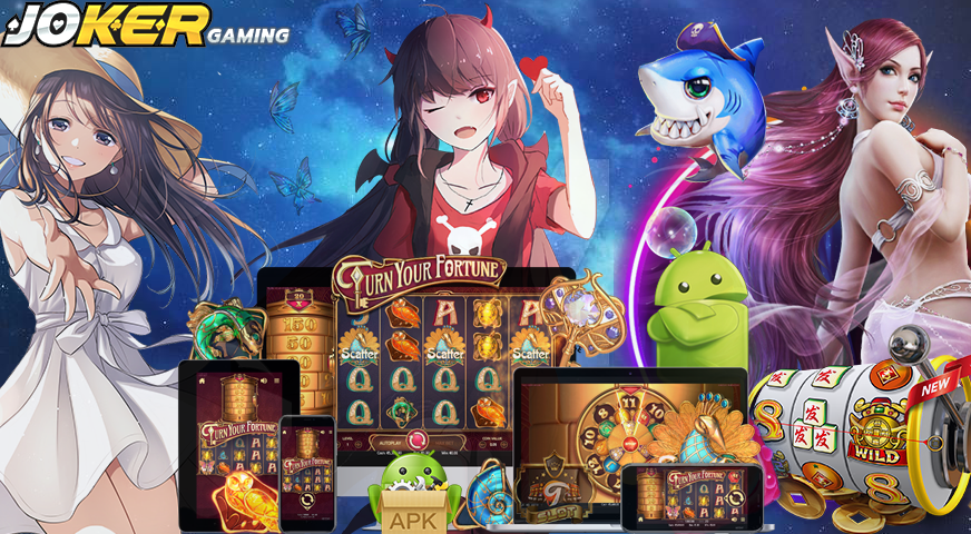Daftar Game Slot Online Joker123 Apk Di Indonesia